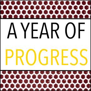 A YEAR OF PROGRESS