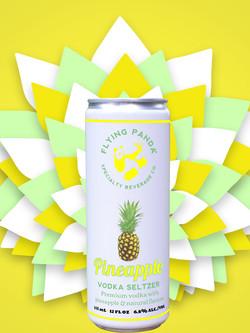 Mandala Pineapple