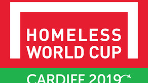 Cardiff 2019 Homeless World Cup