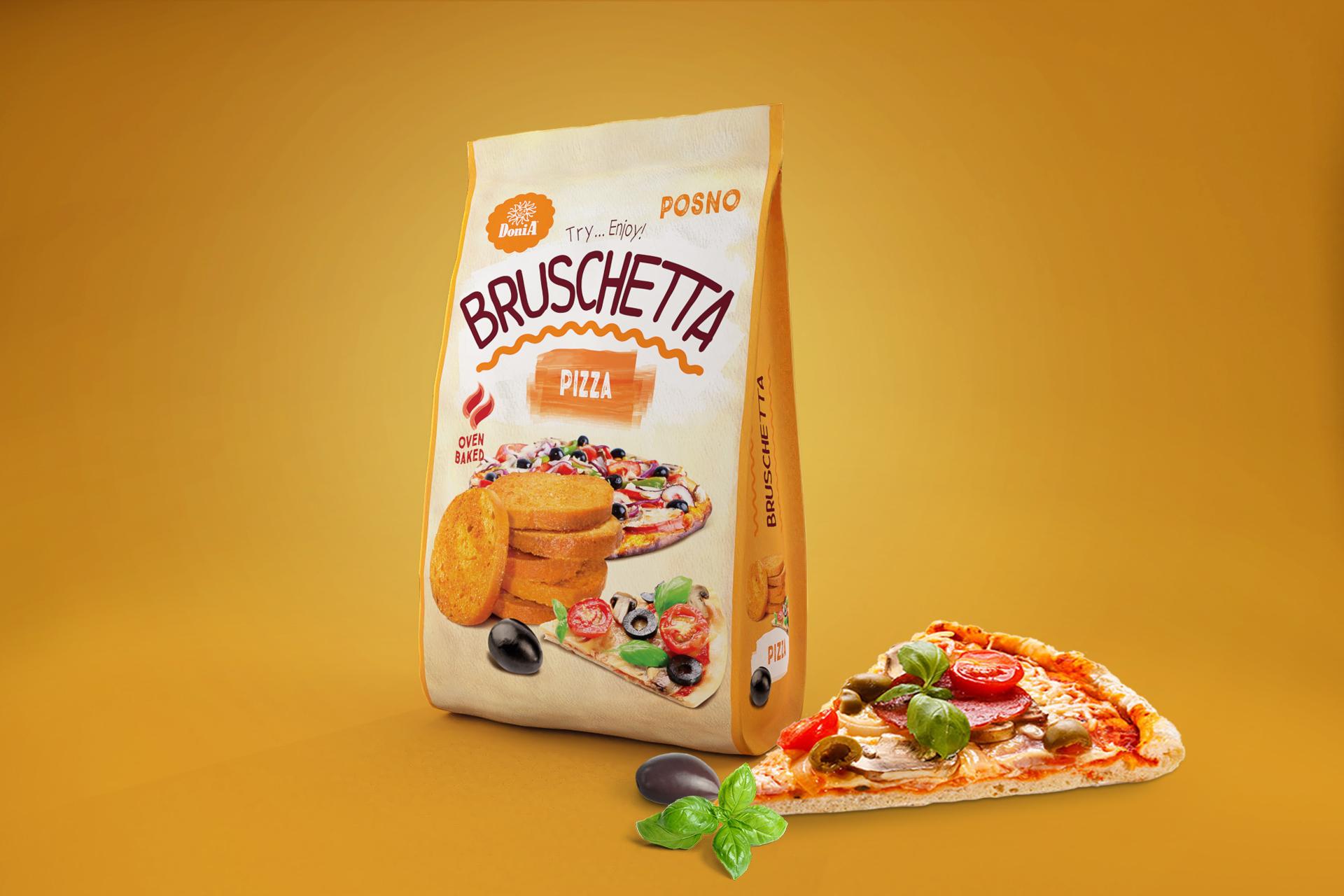 Pizza Bruscketta-2