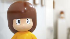 マムアンちゃんの作者・タムくんの個展『MAMUANG WALK -マムアンウォーク-』@JJモール