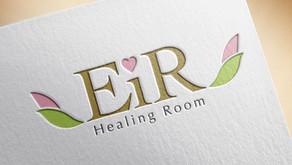 【ロゴデザイン】ヒーリングルーム『EiR-エイル-さま』
