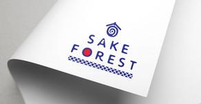 【ロゴ デザイン】バンコクの日本酒専門店 SAKE FORESTさま