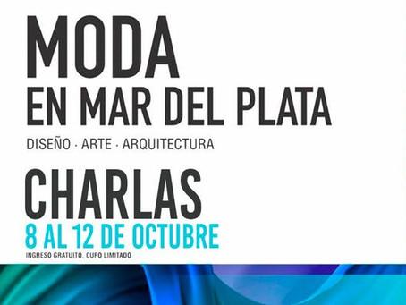 """""""MODA EN MAR DEL PLATA""""       DISEÑO - ARTE - ARQUITECTURA #SomosModa"""
