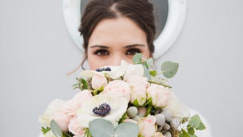Mirada de novia