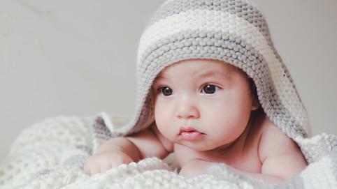 Mirada de bebe