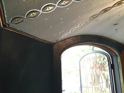 Entry Ceiling with Constellations