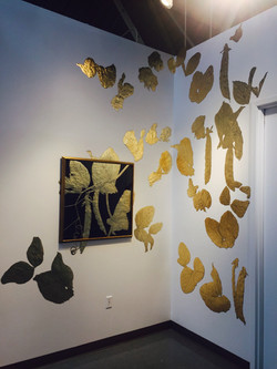 Center for Visual Arts Installation