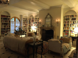 Gilded Home Library