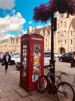 We Were Wild in Oxford, UK