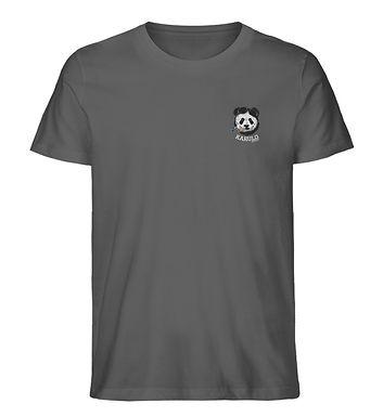 Karulo Basic I white (TShirt)  - Herren Premium Organic Shirt