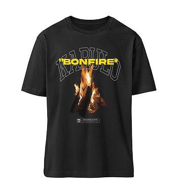 Karulo Bonfire (Oversized Shirt)