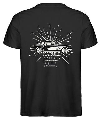 Karulo Oldschool Cars (TShirt)