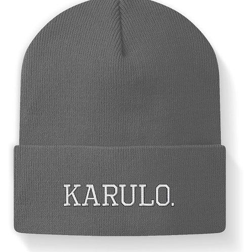 Karulo Wool Hat  I - Beanie