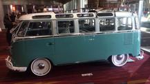 VW Bus Window Film