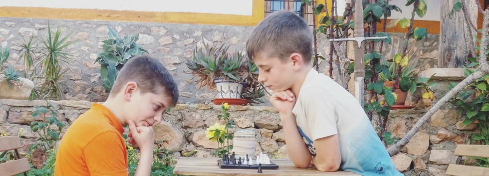 Adri y Pablo