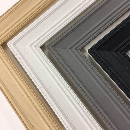 Virginia Ornate Wood Picture Frames
