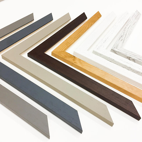 Elements Wood Grain Picture Frames