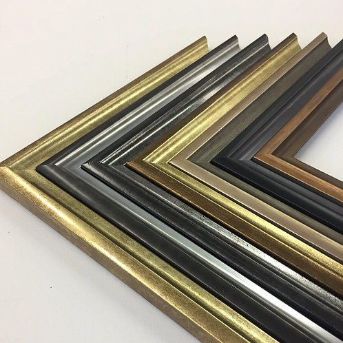 Stratos Industrial Picture Frames