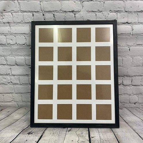 Polaroid Photo Frame - Multi Aperture