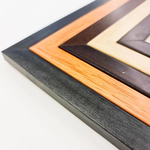 Skane Wood Grain Picture Frames