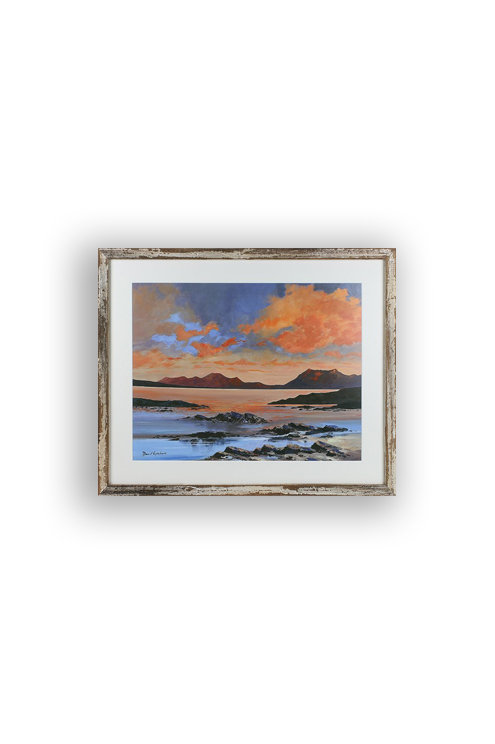 Skye Wood Picture Frames