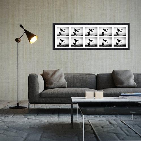 Large 7x5 Multi Aperture Photo Frame