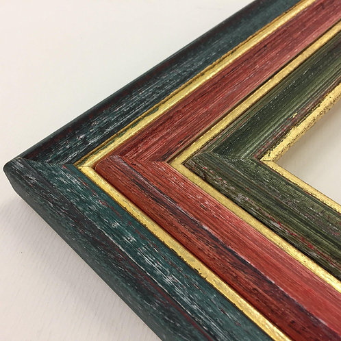Bloomsbury Bohemian Style Wood Picture Frames