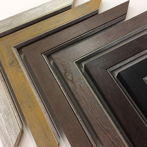 Vermont Wood Picture Frames