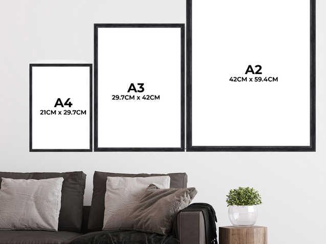 A2 A3 A4 Frames
