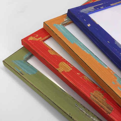 Funky Colour Frames