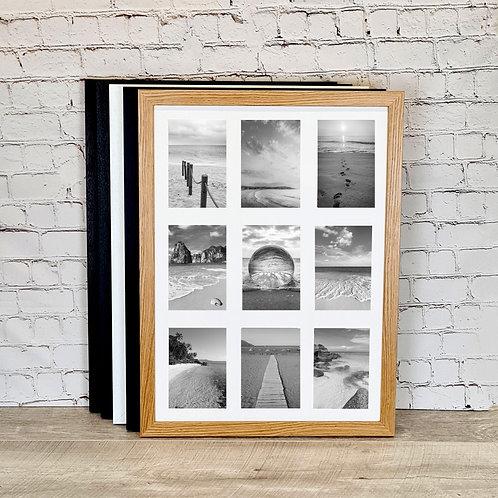7x5 Multi Aperture Photo Frames