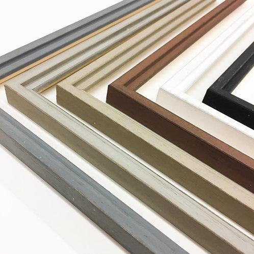 Oxton Slimline Wood Picture Frames