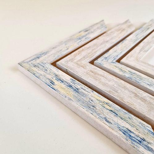 Breeze Coastal Style Wood Picture Frames