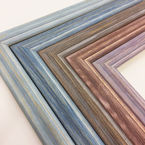 Allium Shabby Chic Style Wood Picture Frames