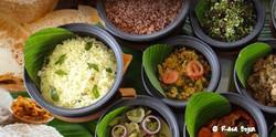 Sri Lankan Buffet