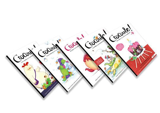Contact mail et téléphone magazine Crocoule