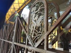 Oviatt Building Gate