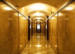 James Oviatt Building Hallway