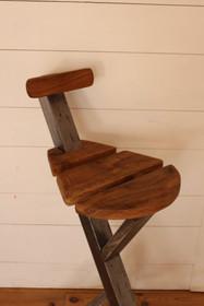 Chaise bar 3/8