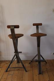 Chaise bar 4/8