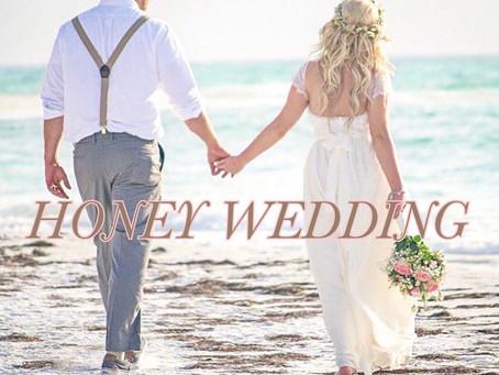 全国のカップルの皆様へ💖【 HONEY WEDDING 部門 】