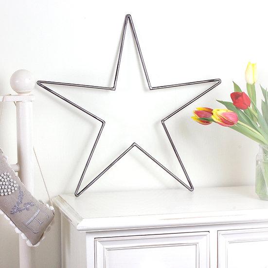 Handmade Wrought Iron Stars