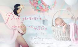 Tarif séance grossesse - nouveau né