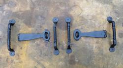 door latches and handles