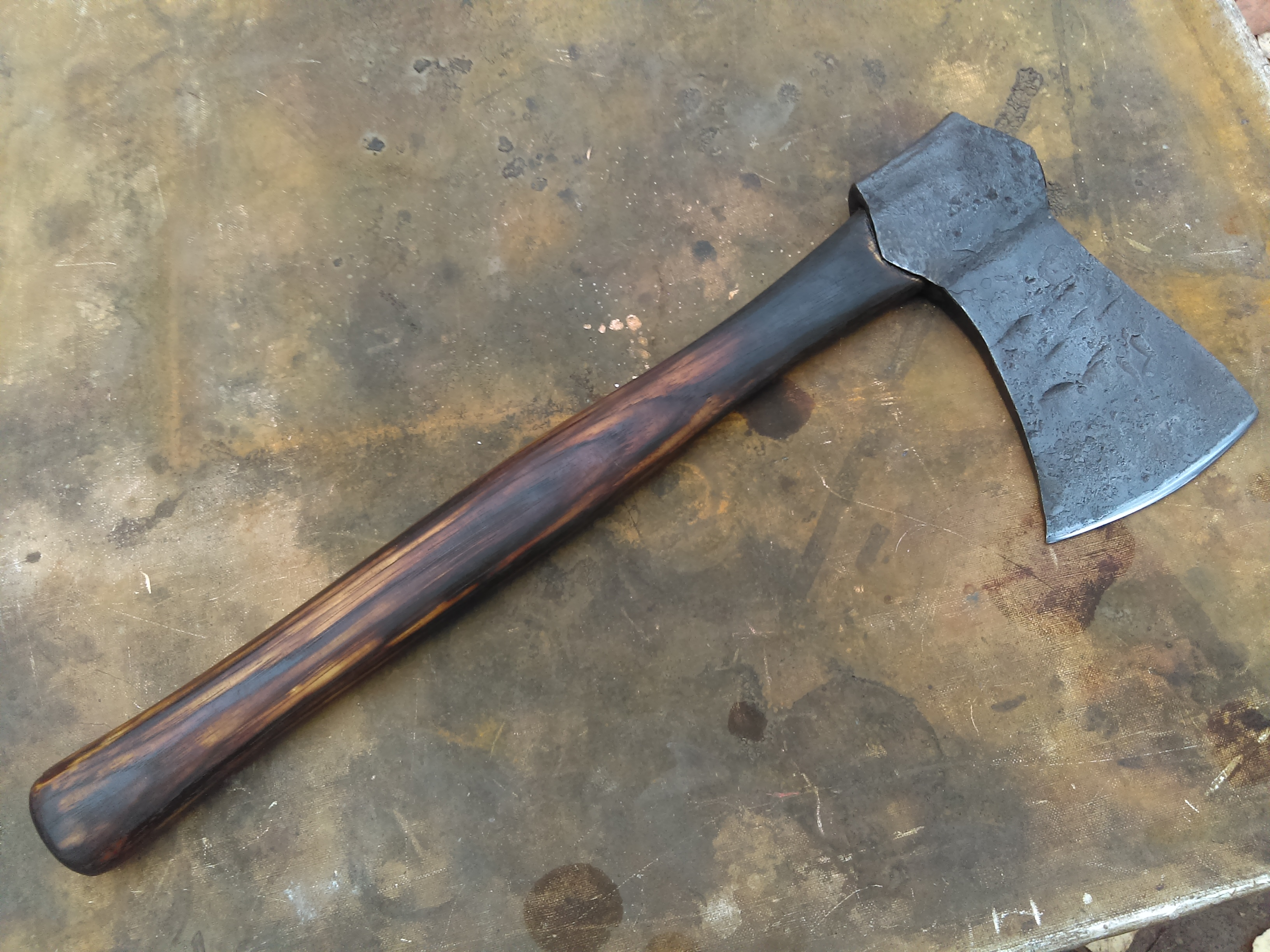 2lb axe with 18' handle