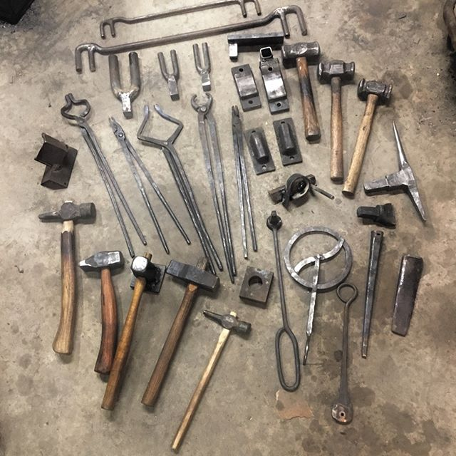 Some of the tools I've made for myself i