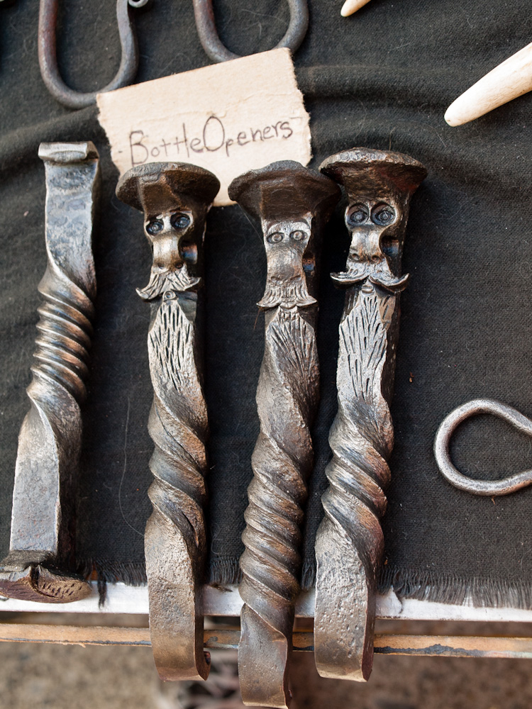 old mad bottle openers from spikes