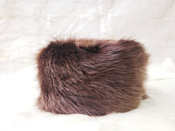 BEAVER HAT LINED NO TAIL