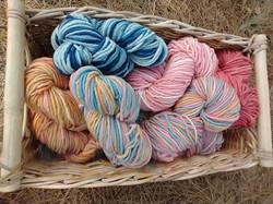 Finger Knitting Yarn